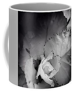 Clearly Bloomed Coffee Mug