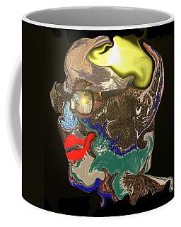 Clearly Coffee Mug by David and Lynn Keller