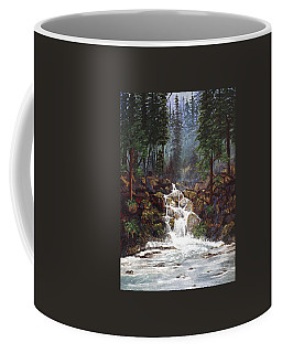 Clearwater Falls Coffee Mug