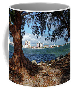 Coffee Mug featuring the photograph Clearwater Pass 2 by Paul Mashburn