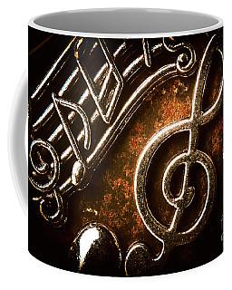 Clef Concert Coffee Mug