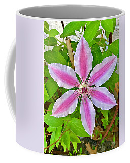 Clematis Coffee Mug