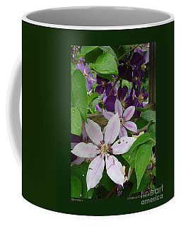 Clematis-ii Coffee Mug