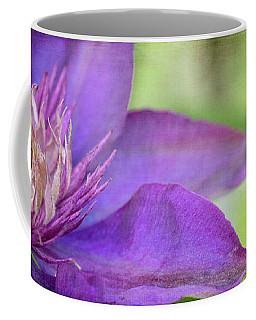 Clematis Coffee Mug