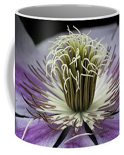 Clematis World Coffee Mug
