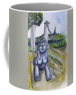 Cleopatra Bridge Ruins, Gaeta Italy Coffee Mug