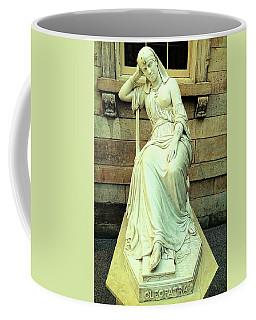 Cleopatra Statue At Moma Coffee Mug