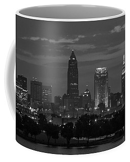Cleveland After Dark Coffee Mug
