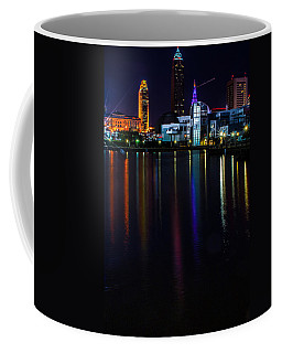 Cleveland Nightly Reflections Coffee Mug