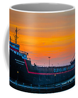 Cleveland Sunset Coffee Mug