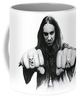 Cliff Burton Coffee Mug