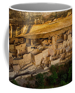 Cliff House From Above Coffee Mug