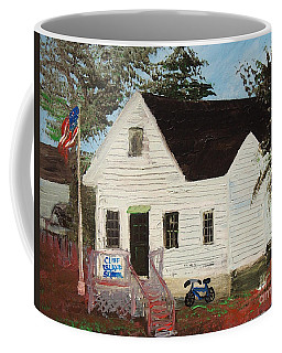 Cliff Island School Coffee Mug