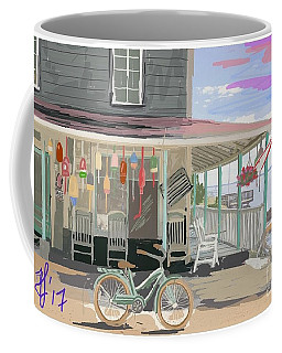Cliff Island Store 2017 Coffee Mug