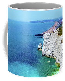 Cliff Landscape Coffee Mug