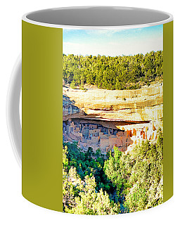 Cliff Palace Study 1 Coffee Mug