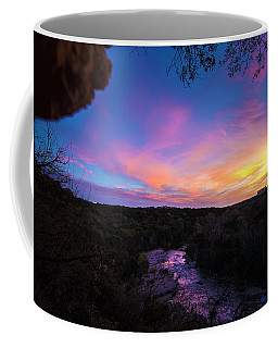 Cliff View Coffee Mug