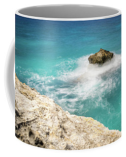 Cliff Views In Negril Coffee Mug