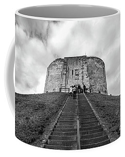 Cliffords Tower Coffee Mug