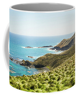 Cliffs And Capes Coffee Mug