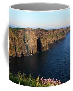 Cliffs Of Moher In Evening Light Coffee Mug