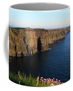 Cliffs Of Moher In Evening Light Coffee Mug