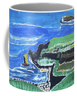 Cliffs Of Moher Ireland Coffee Mug