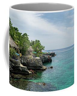 The Cliffs Of Negril Coffee Mug