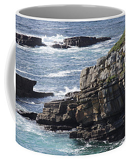 Cliffs Overlooking Donegal Bay Coffee Mug
