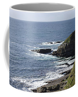 Cliffs Overlooking Donegal Bay II Coffee Mug
