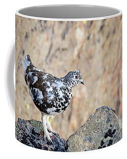 Cliffside Ptarmigan Coffee Mug