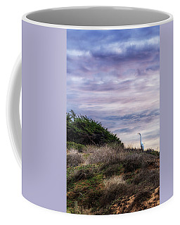 Cliffside Watcher Coffee Mug