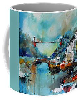 Clifton Suspension Bridge Bristol England Coffee Mug