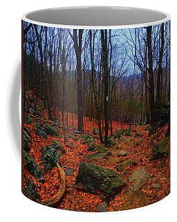 Coffee Mug featuring the photograph Climb Up Anthony's Nose by Raymond Salani III