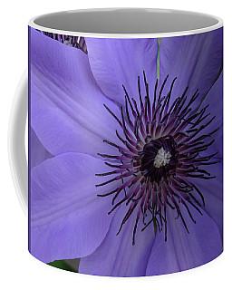 Climbing Clematis Coffee Mug