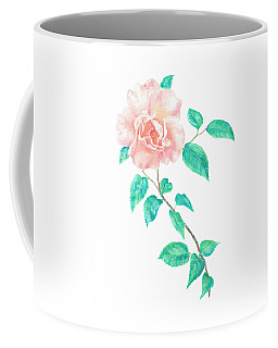Climbing Rose Coffee Mug