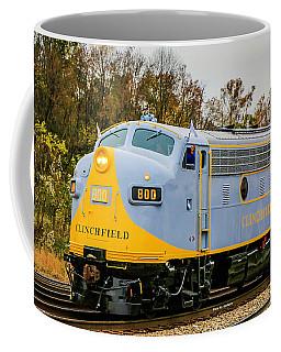 Clinchfield No 800 Coffee Mug