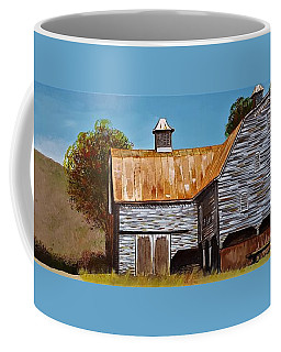 Cline Barn Coffee Mug