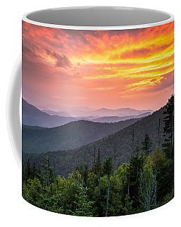 Gatlinburg Clingmans Dome Smoky Mountains Mount Le Conte 3D Topographical Print