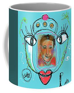 Clingy Coffee Mug