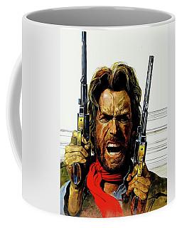 Clint Eastwood As Josey Wales Coffee Mug
