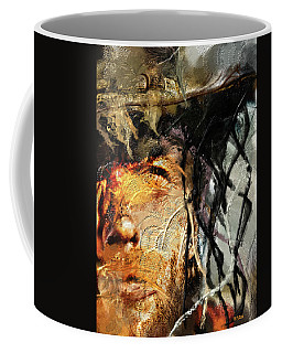 Clint Eastwood Coffee Mug by Michael Cleere