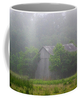 Clinton Barn Coffee Mug