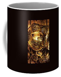 Cloaking A Kingdom In Demise Coffee Mug