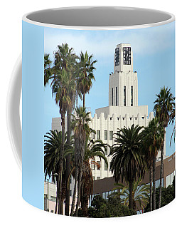 Clock Tower Building, Santa Monica Coffee Mug
