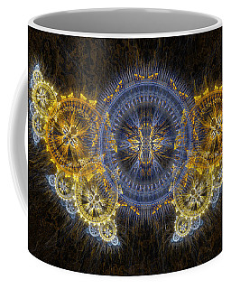 Clockwork Butterfly Coffee Mug