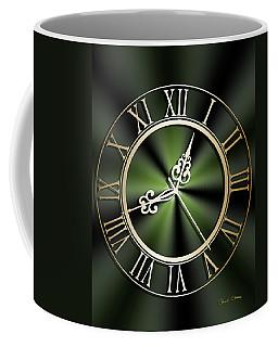 Clockwork Emerald Coffee Mug