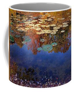 Close By The Lily Pond  Coffee Mug