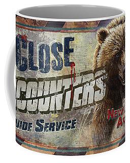Close Encounters Bear Coffee Mug