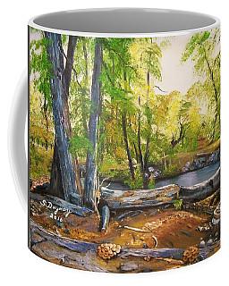 Close To God's Nature Coffee Mug